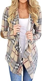 Womens Long Cardigans Lightweight Open Front Long Sleeve Camo Cardigan Summer Sweaters Jackets