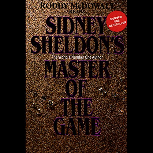 Master of the Game audiobook cover art