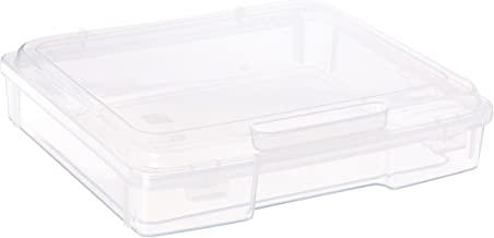 IRIS USA PJC-300 Portable Project Case, Thick, Clear