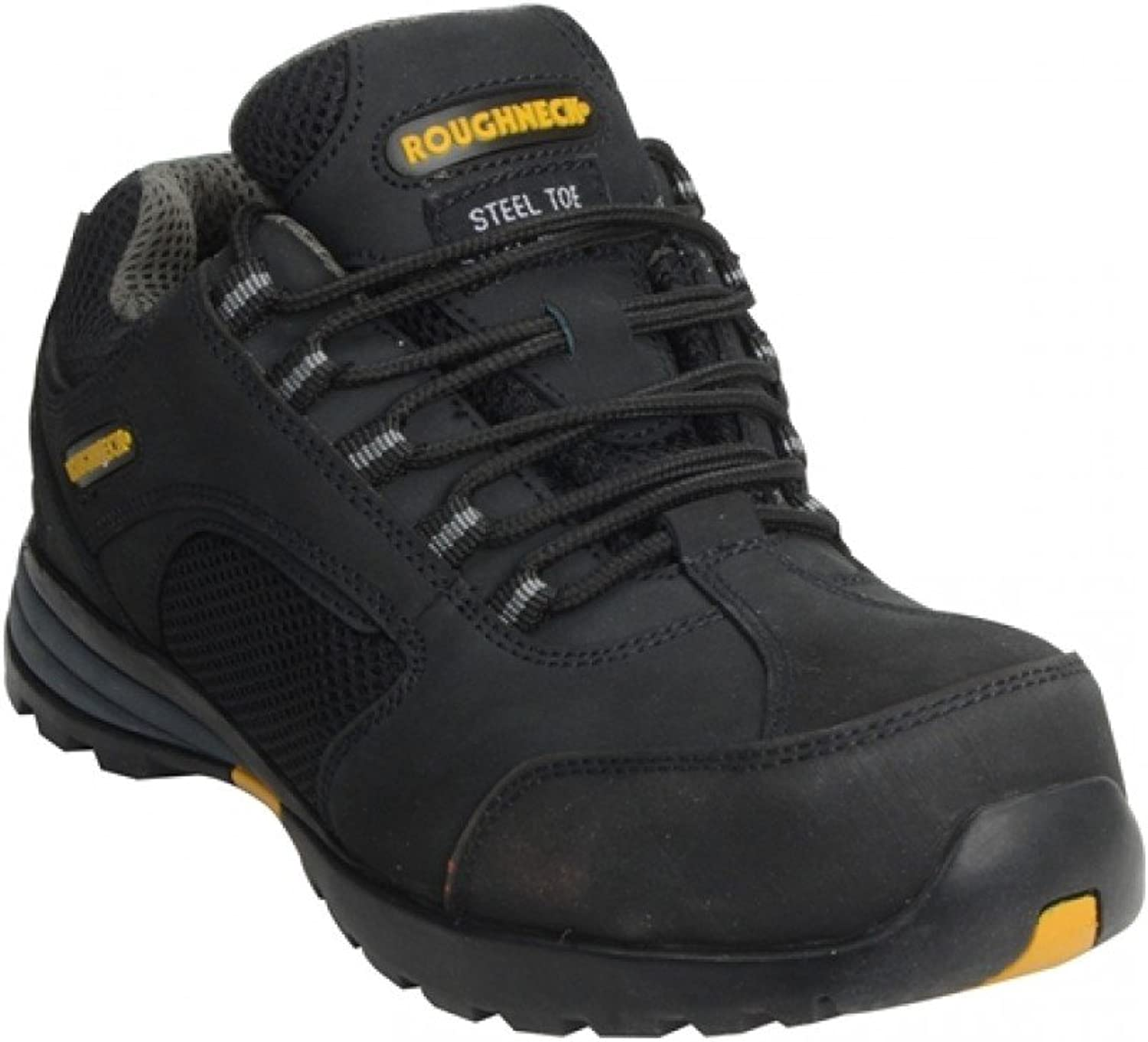 Roughneck Clothing Stealth Trainer Composite Midsole Size 9