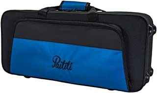Paititi Lightweight Alto Saxophone Case, Strong, Durable with Backpack Straps