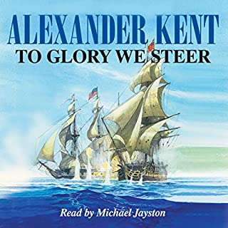 To Glory We Steer cover art