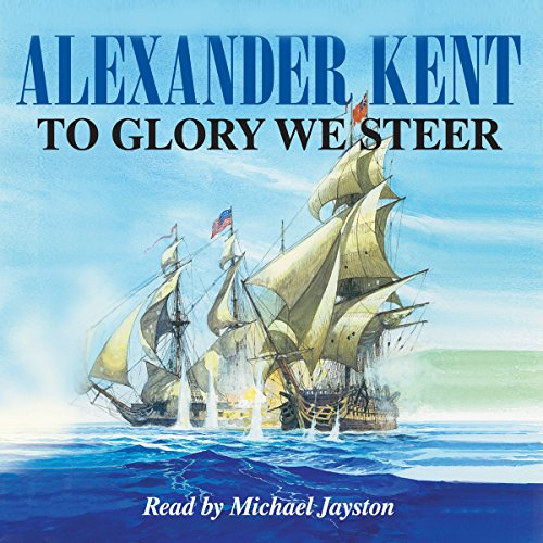 To Glory We Steer audiobook cover art