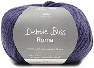 Debbie Bliss Roma 11 Midnight
