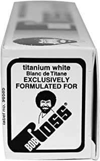Martin/ F. Weber Bob Ross 150-Ml Oil Paint, Titanium White (R6110)