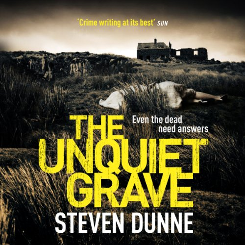The Unquiet Grave cover art