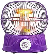 Calentadores Domésticos, Calentador De Espacio De 900 Vatios. Calentador De Jaula De Pájaros, Tubo De Calentamiento De Fibra De Carbono, Para Habitación Pequeña Escritorio De Oficina Dormitorio De L