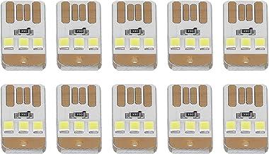 Mini-zaklampen, draagbaar tentlicht voor feest voor mobiel kamperen(wit)