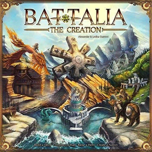 Fantasmagoria 53470 - Battalia The Creation Brettspiel