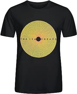 Fightor The Lemonheads Varshons T Shirts for Mens Funny Round Neck