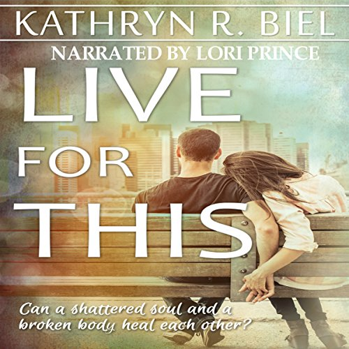 Live for This audiobook cover art