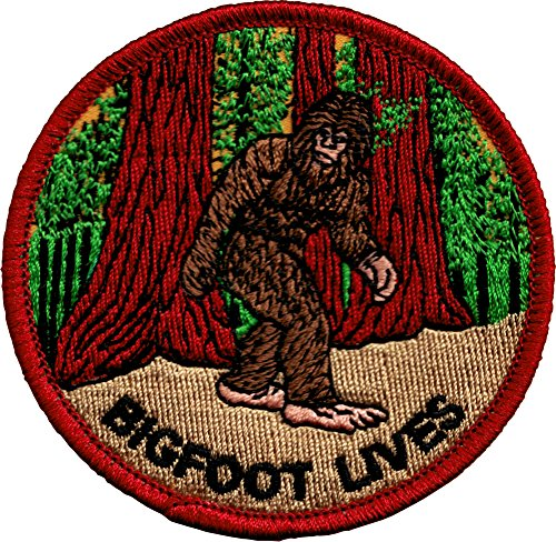 Best bigfoot patch for 2021