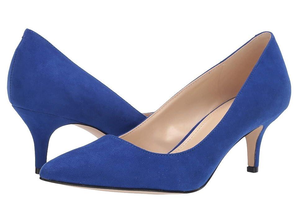 3109aa1929a98 Nine West Lowkey (Blue Iris) High Heels - 6pm.com - imall.com