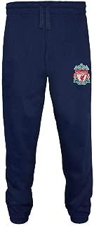 Liverpool Football Club Official Soccer Gift Mens Fleece Joggers Jog Pants