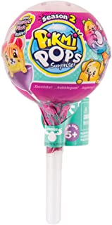 Pikmi Pops Surprise PKM06001 Pikmi Pops-Series 3 Whildstyle-Single Pack, Multi