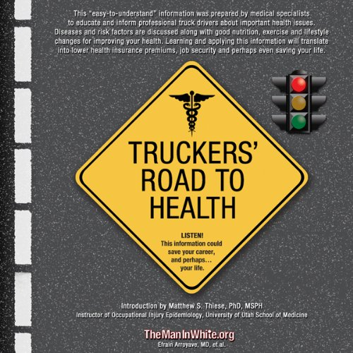 Truckers' Road to Health audiobook cover art