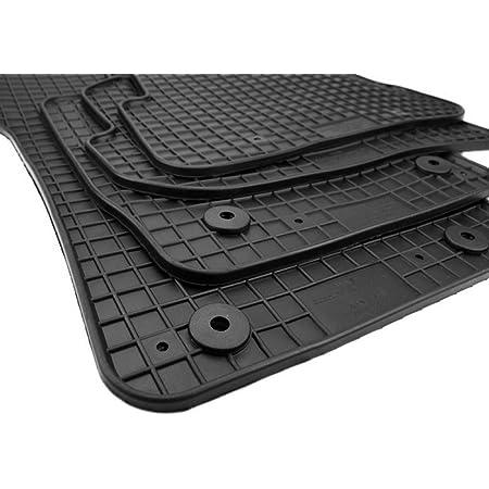 Kfzpremiumteile24 Gummimatten Kompatibel Mit A1 8x Mit A1 Sportback Baujahr 2010 10 2018 Fußmatten Premium Allwetter Gummi Auto