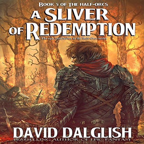 A Sliver of Redemption audiobook cover art