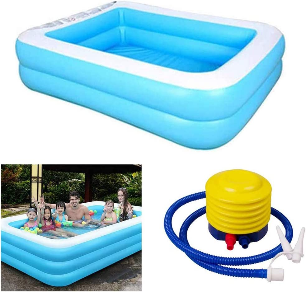Trust BF-DCGU Portable Outdoor Kiddie Pools Swimming Max 60% OFF Po Peoples Family