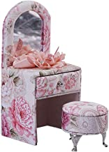 Pan Emirates Clancy Dresser Jewelry Box, 11 x 9 x 23 x 7.5 x 7 cm, Pink