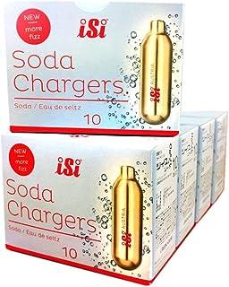 「ツイスパソーダ」用 炭酸カートリッジ(50個入り) SODAA-CH50[HTRC 2.2]
