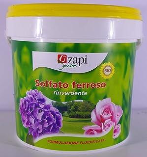 comprar comparacion Zapi - Abono de sulfato ferroso, bolsa de 5kg