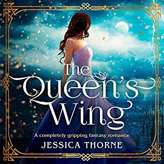 The Queen's Wing audiobook cover art