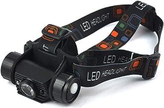Hoofdlamp Mini IR Sensor Koplamp Inductie Zaklamp USB Oplaadbare Koplamp Waterdicht Camping Hoofd Zaklamp Licht