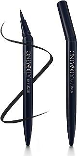comprar comparacion Onlyoily Delineador de ojos a prueba de agua, delineador líquido negro, resistente al agua, antiincrustante, delineador lí...