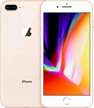 Apple iPhone 8 Plus a1897 Gold 64GB GSM Unlocked (Renewed)