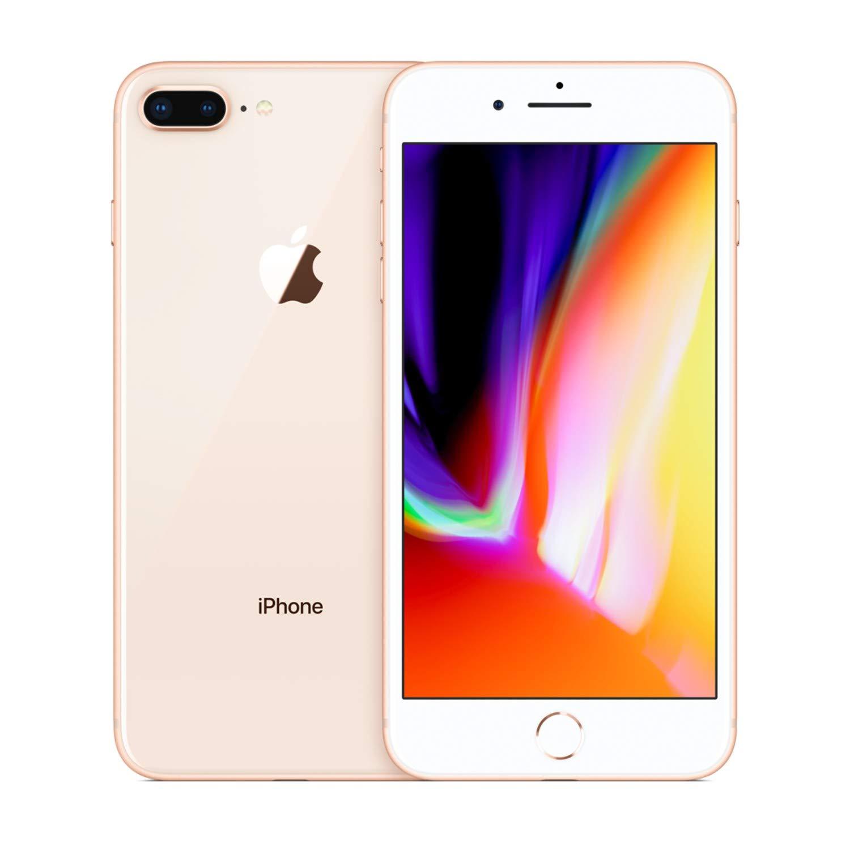 Apple iPhone 8 Plus, 256GB, Gold - For Sprint / Verizon (Renewed)