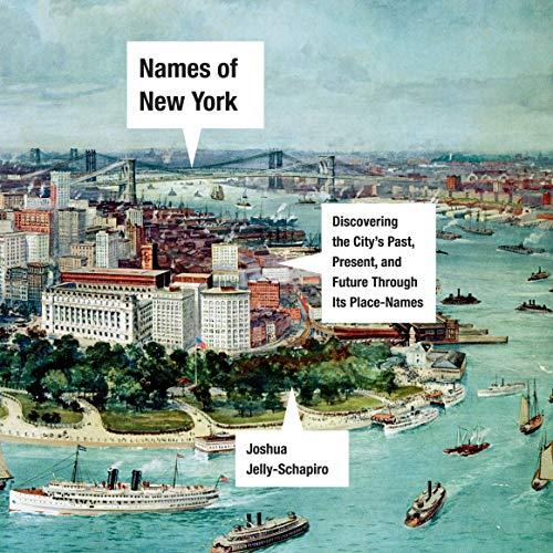 Names of New York cover art