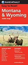 Best wyoming road and travel map Reviews