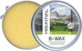 Mountval B-Wax, cera impermeabilizante para zapatos de cuero