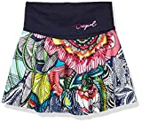 Desigual Girl Knit Skirt Evase (Fal_segur) Falda, Azul (Navy 5000), 116 (Talla del Fabricante: 5/6) para Niñas