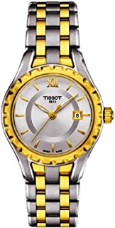 Tissot Lady Silver Dial Stainless Steel Ladies Watch T0720102203800