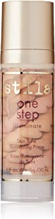 Stila One Step, suero facial corrector de color, sin crueldad, Illuminate, 1.0 ounces