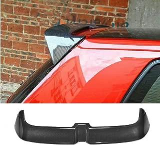 KERIST Carbon Fiber Rear Roof Spoiler for Volkswagen VW Golf 7 GTI r VII GTI MK7 GTI r not fit Golf 7 Standard 4-Door 2014-2018