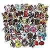 Horror Stickers Pack 100pcs, Vinyl Punk Terror Stickers, Hor... #1