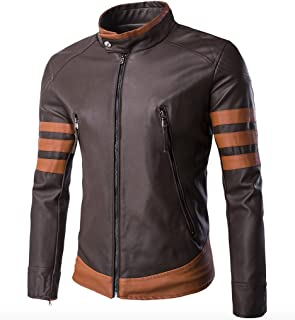 Best leather jacket wolverine Reviews