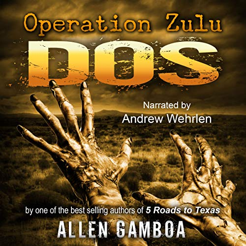 Operation Zulu: Dos audiobook cover art