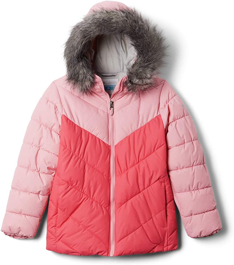 Columbia Limited time cheap sale Girls' Max 58% OFF Arctic Blast Jacket