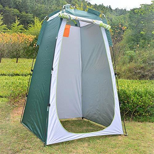 Carpa de privacidad emergente portátil Carpa de ducha para acampar Vestuario para vestirse al aire libre Pesca Baño Baño Tiendas de almacenamiento