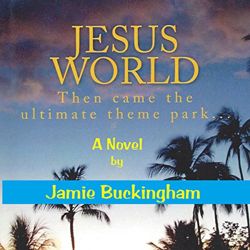 Jesus World audiobook cover art