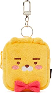 KAKAO FRIENDS Official- Little Friends AirPods Pouch Polyester Case Compatible with Apple AirPods (Ryan)