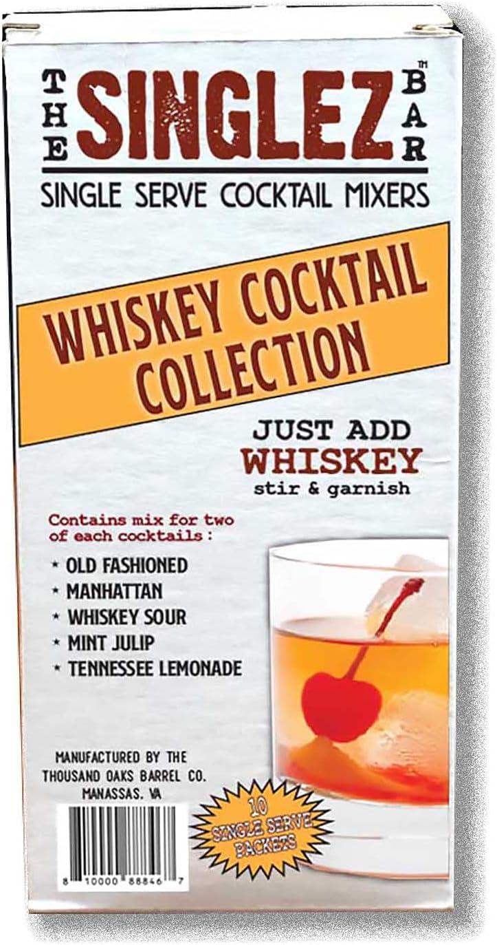 Singlez Bar Whiskey Free Shipping Cheap Bargain Gift Collection Cocktail single mart d Mix Ten serve