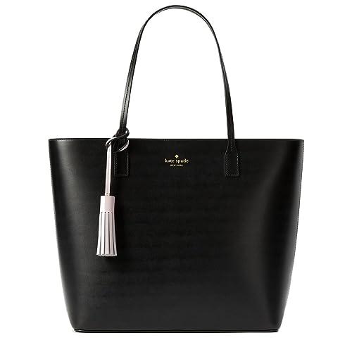 0eef57111 Kate Spade Full Screen Zoom Wright Place Karla Leather Tote Shoulder Bag  Purse Handbag