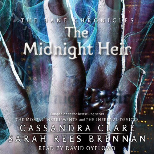 The Midnight Heir  By  cover art