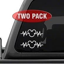 Mickey Mouse Heartbeat 2PK - 6