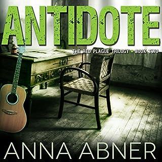 Antidote audiobook cover art